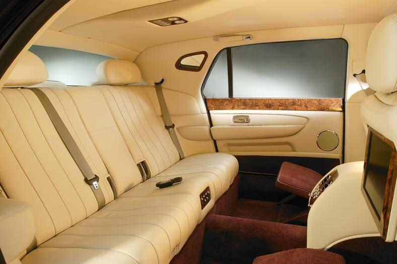 2007 Bentley Arnage Exterior Photo