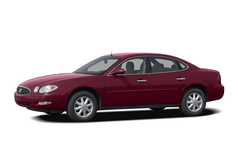 Usb Buc A on 2007 Buick Lacrosse Cxl Reviews