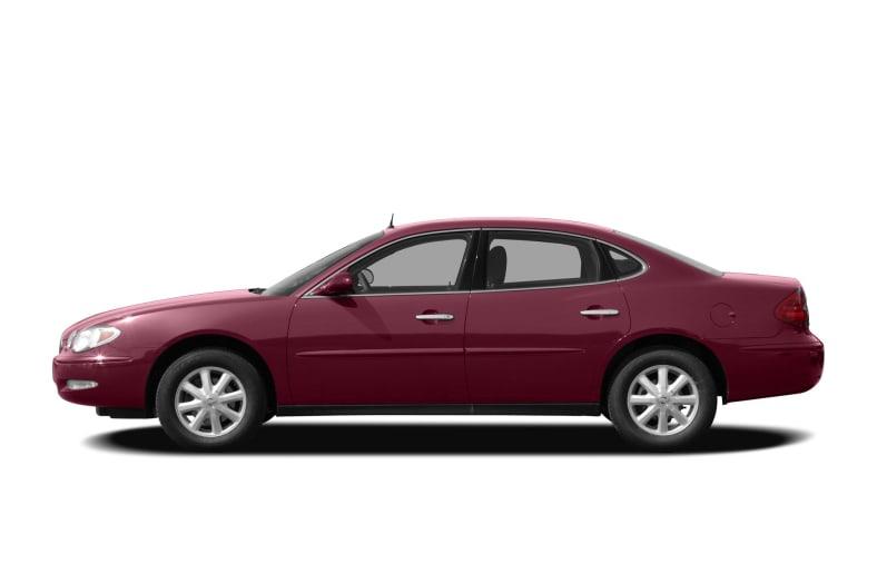 2007 Buick LaCrosse Exterior Photo