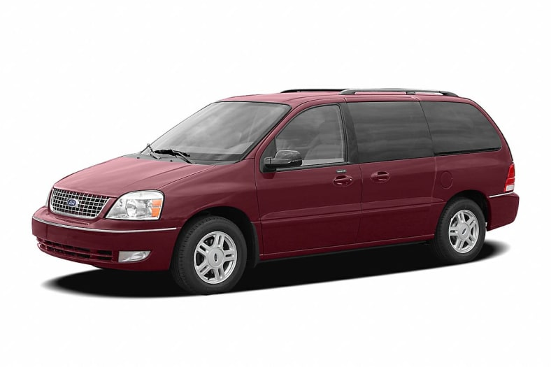 2007 Ford Freestar Exterior Photo