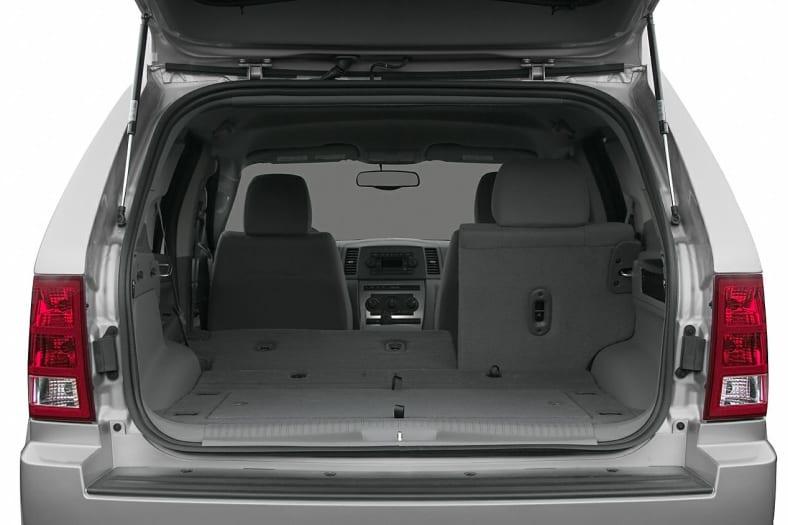 2007 Jeep Grand Cherokee Exterior Photo