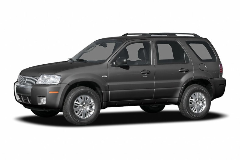2007 Mercury Mariner Exterior Photo