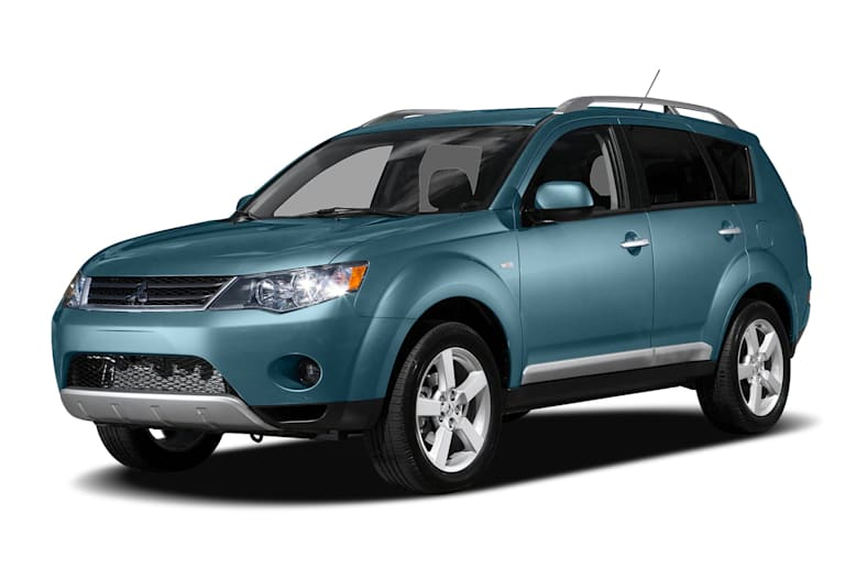 2007 mitsubishi outlander information. Black Bedroom Furniture Sets. Home Design Ideas