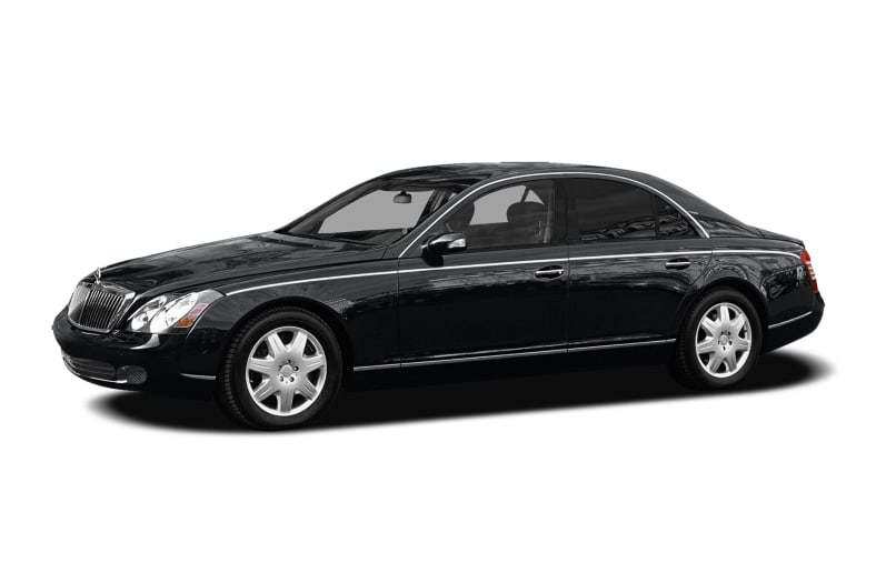 2007 Maybach 57 Exterior Photo