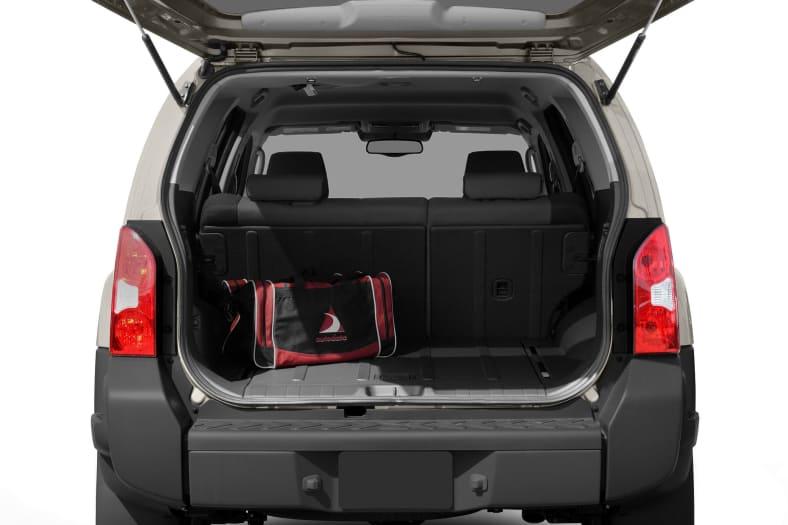 2007 Nissan Xterra Exterior Photo