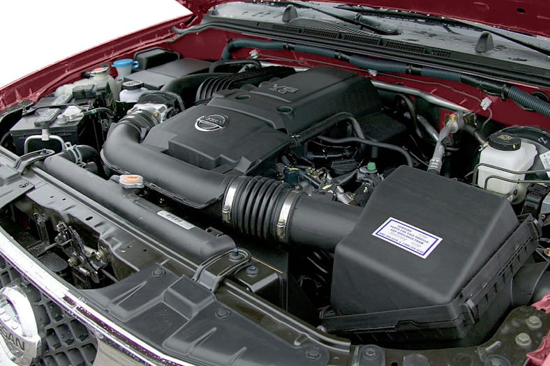 2007 Nissan Frontier Exterior Photo
