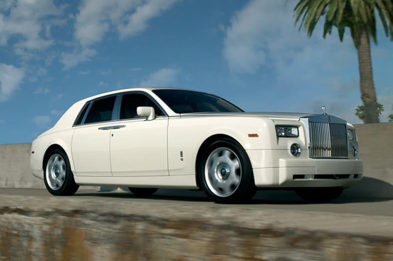 2007 Rolls-Royce Phantom Exterior Photo