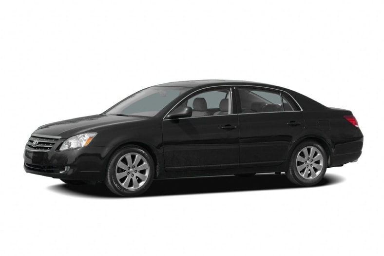 2007 Toyota Avalon Exterior Photo