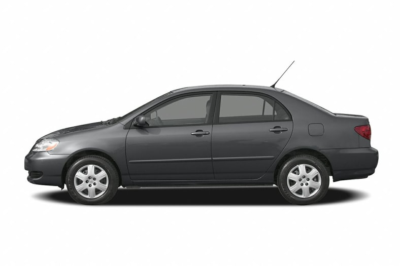 2007 Toyota Corolla Exterior Photo