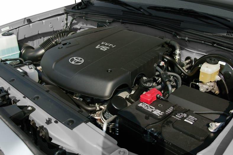 2007 Toyota Tacoma Exterior Photo