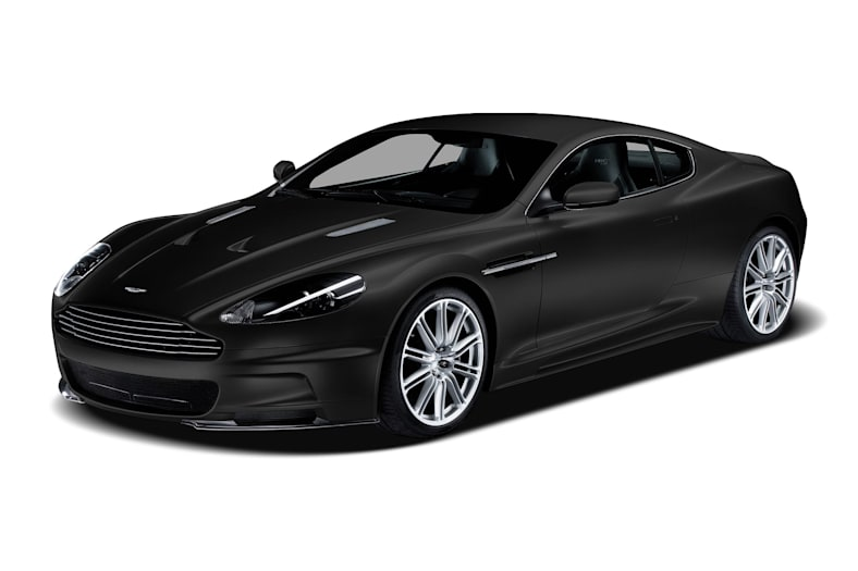 2008 Aston Martin DBS Exterior Photo