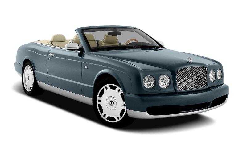 2008 Bentley Azure Exterior Photo