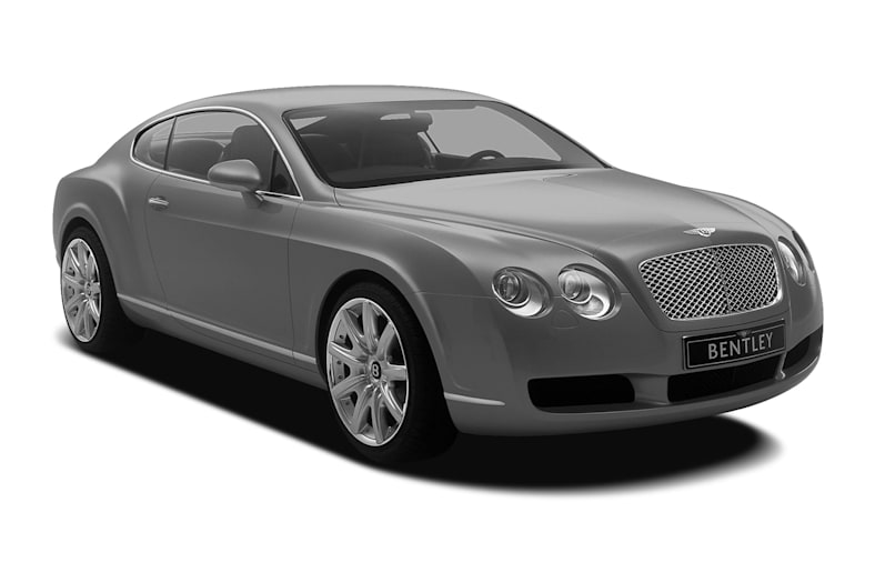2008 Bentley Continental GT Exterior Photo