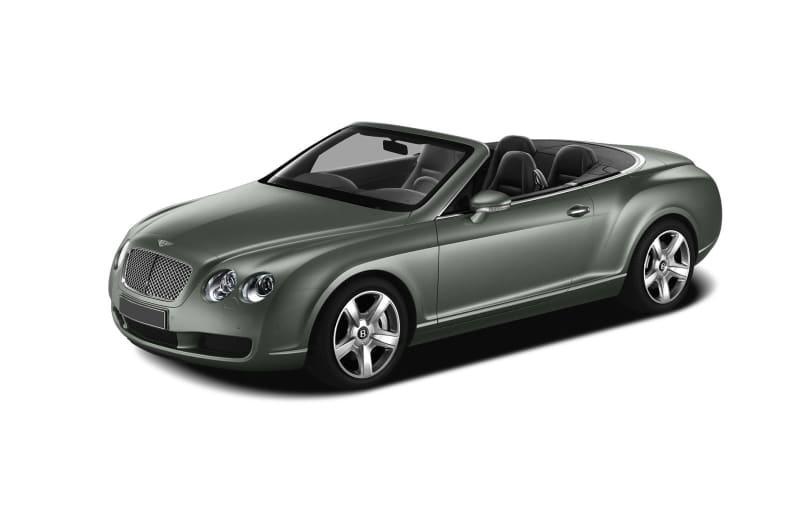 2008 Bentley Continental GTC Exterior Photo