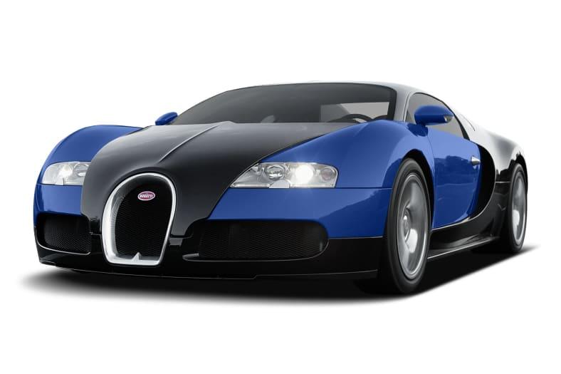 2008 Bugatti Veyron Exterior Photo
