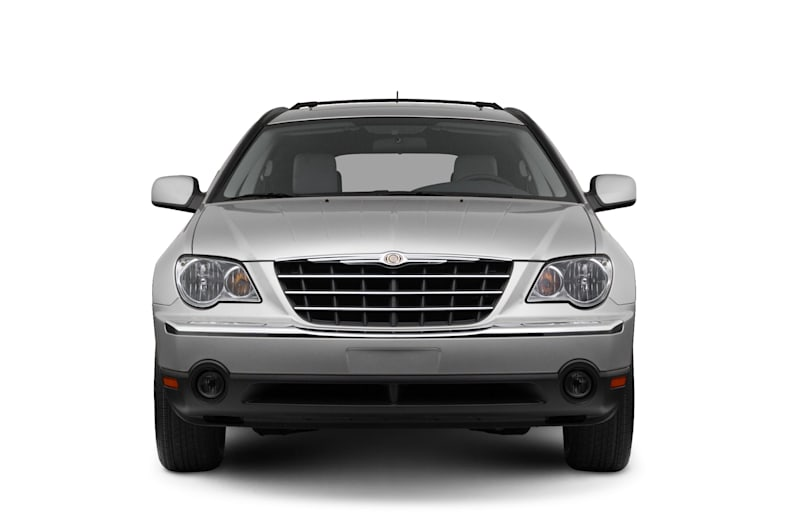 2008 Chrysler Pacifica Exterior Photo