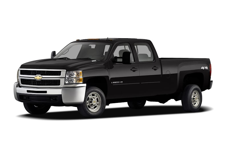 2008 Chevrolet Silverado 3500HD Exterior Photo