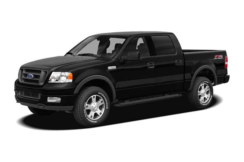 2008 Ford F-150 SuperCrew Exterior Photo
