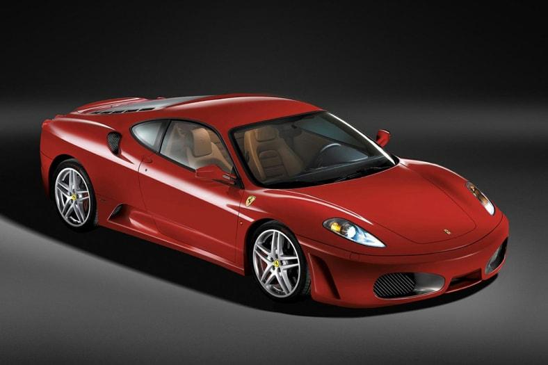 2008 Ferrari F430 Exterior Photo
