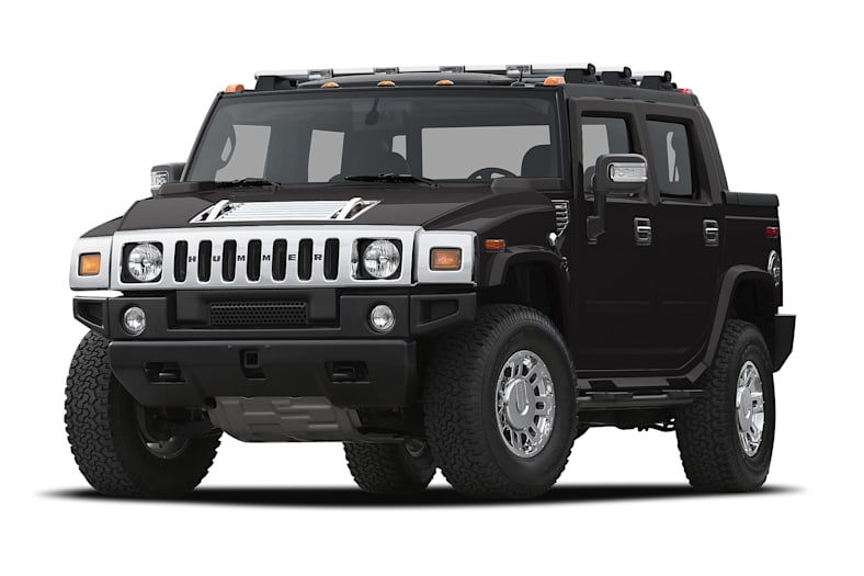 2008 HUMMER H2 SUT Exterior Photo