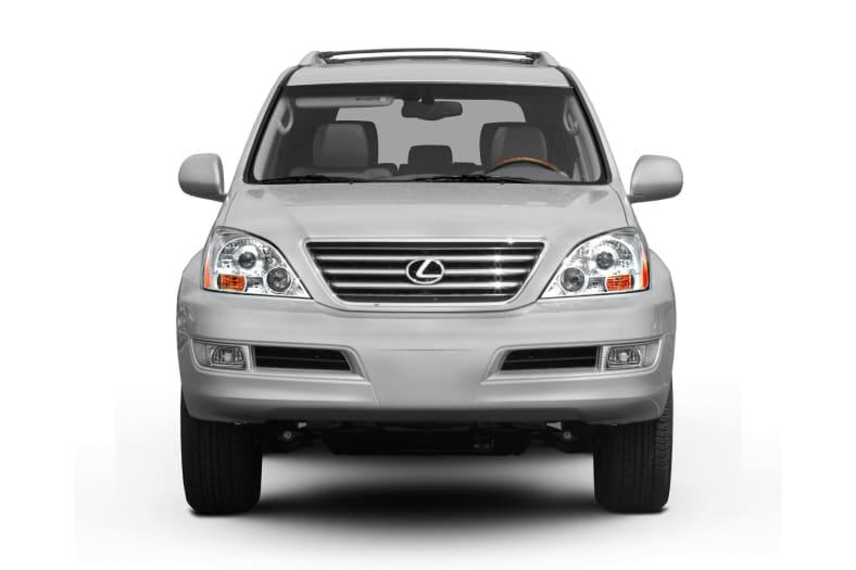 2008 Lexus GX 470 Exterior Photo