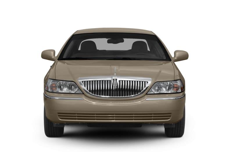 2008 Lincoln Town Car Exterior Photo