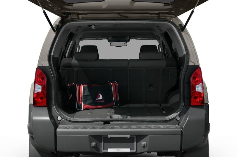 2008 Nissan Xterra Exterior Photo
