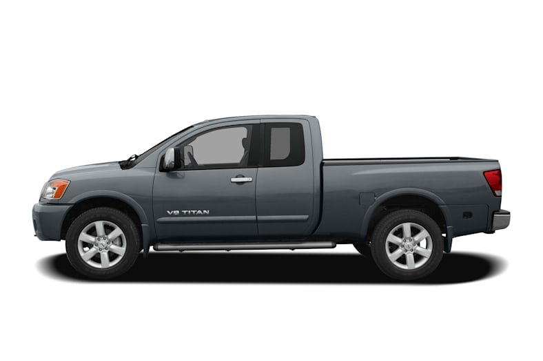 2008 Nissan Titan Exterior Photo