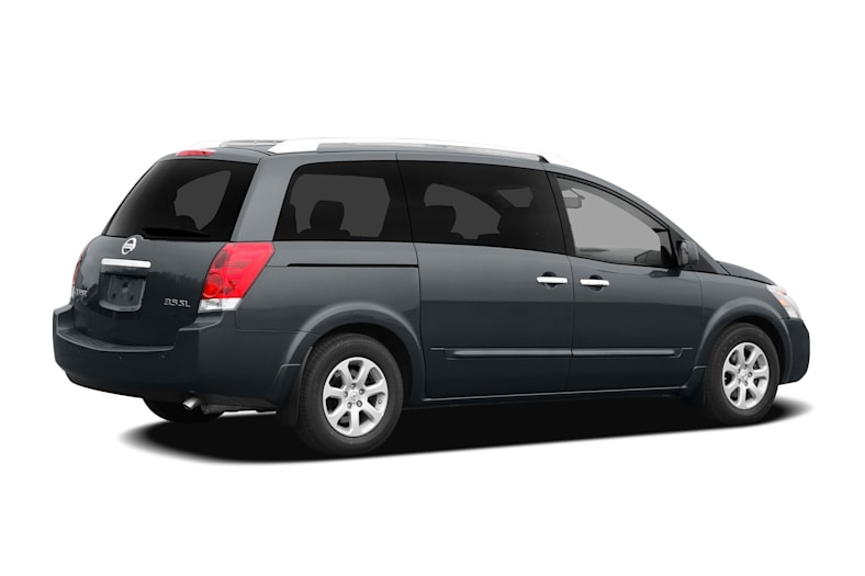 2008 Nissan Quest Exterior Photo