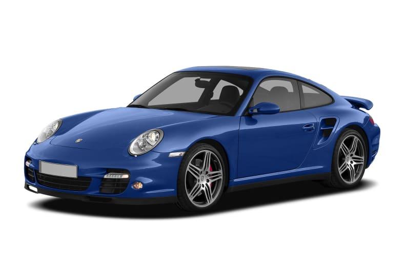2008 Porsche 911 Exterior Photo