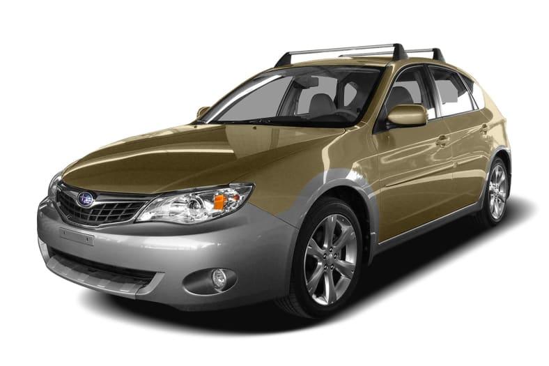 2008 Subaru Impreza Outback Sport Exterior Photo