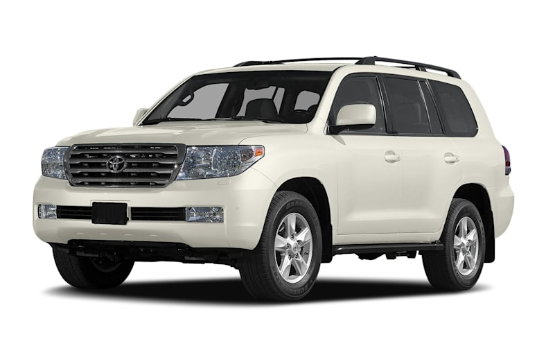 2008 Toyota Land Cruiser Exterior Photo
