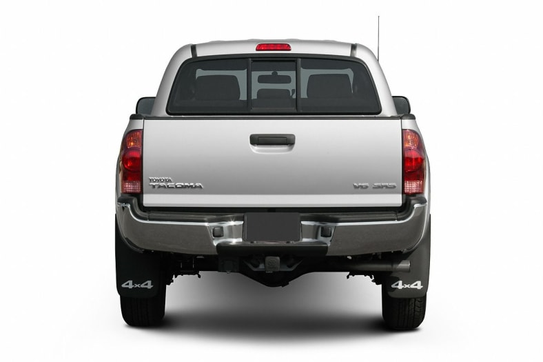 2008 Toyota Tacoma Exterior Photo