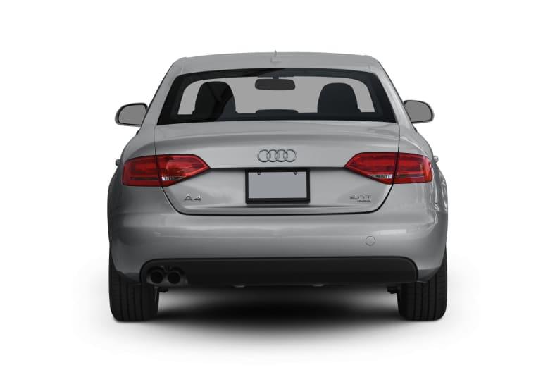 2009 Audi A4 Exterior Photo