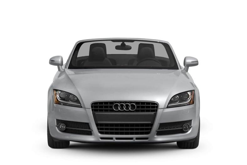 2009 Audi TT Exterior Photo