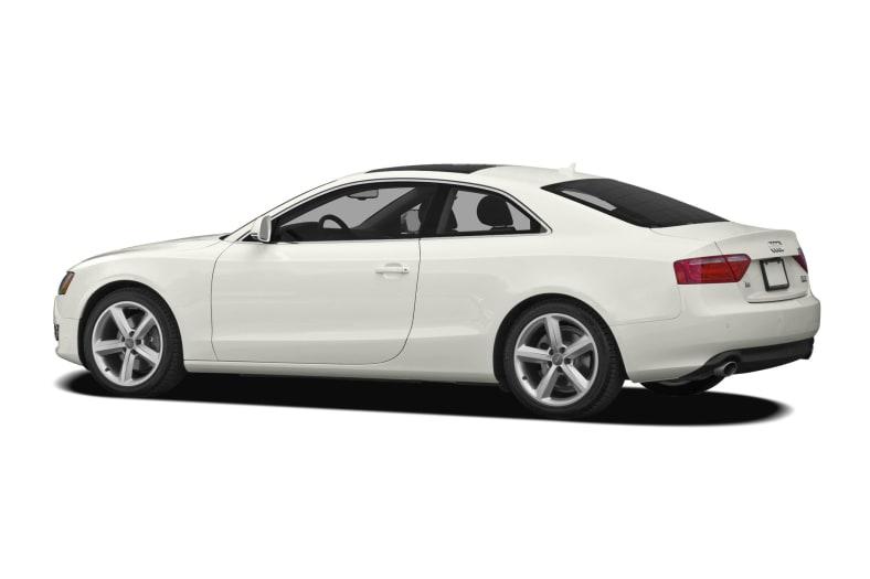2009 Audi A5 Exterior Photo