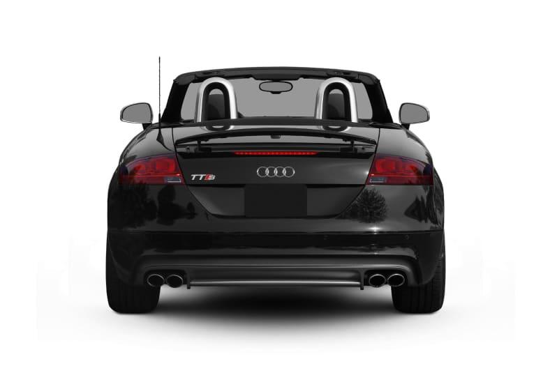 2009 Audi TTS Exterior Photo