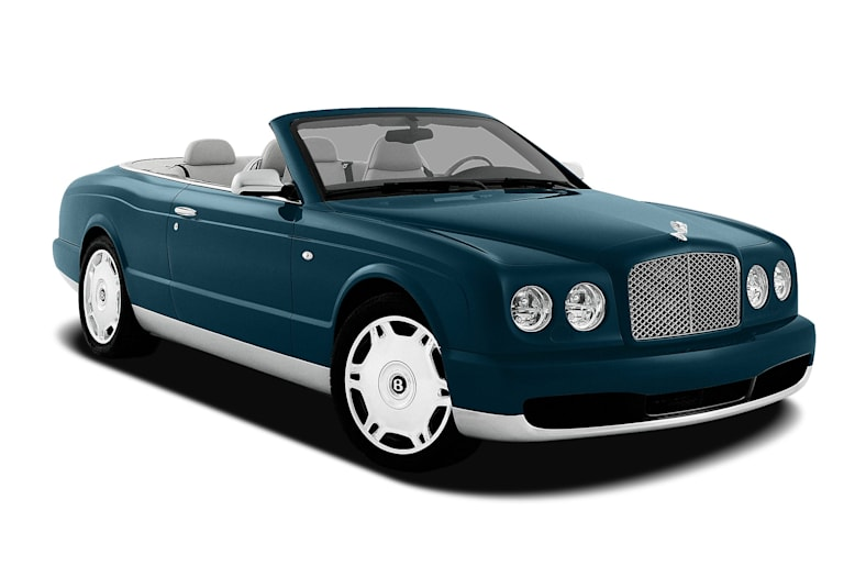 2009 Bentley Azure Exterior Photo