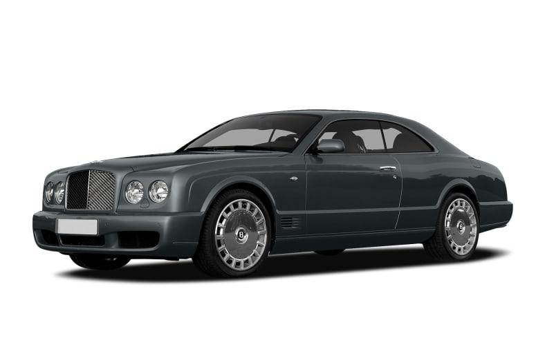 2009 Bentley Brooklands Exterior Photo