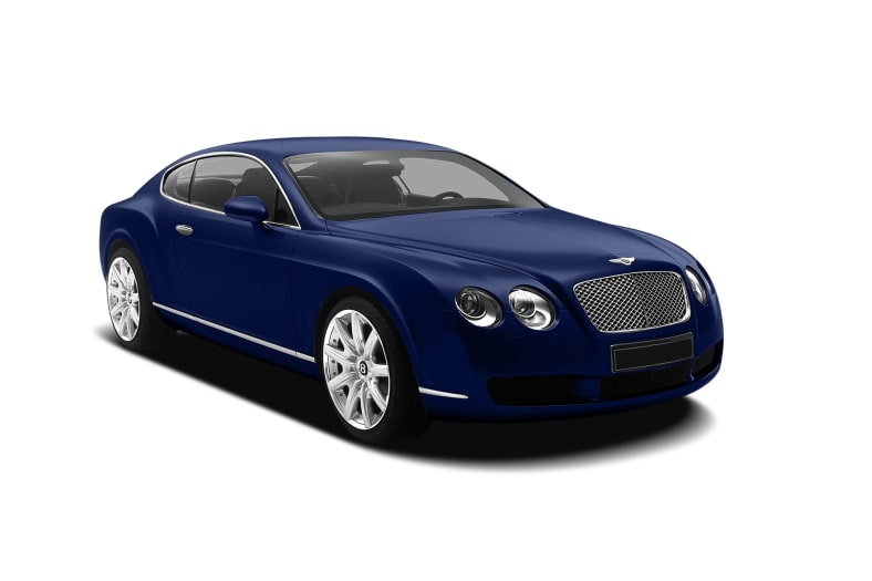2009 Bentley Continental GT Exterior Photo