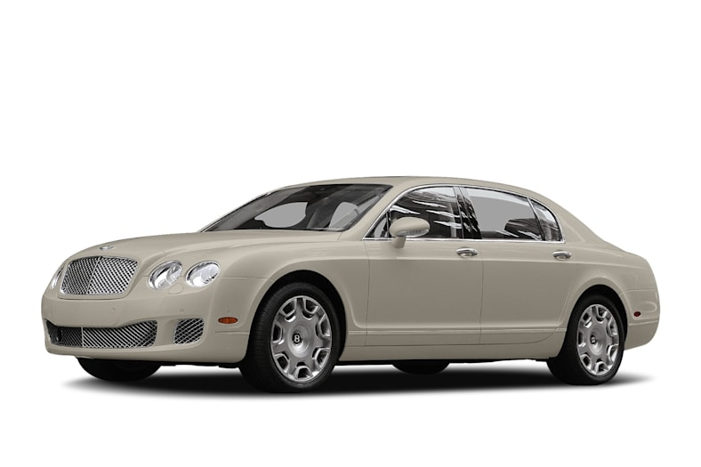 2009 Bentley Continental Flying Spur Exterior Photo