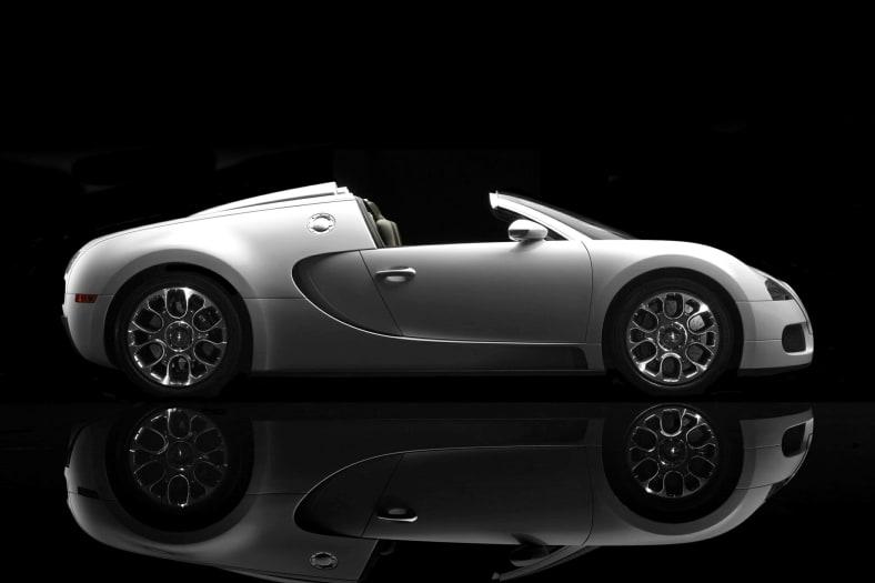 2010 Bugatti Veyron Exterior Photo