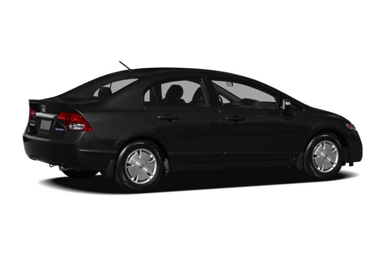 2009 Honda Civic Hybrid Exterior Photo