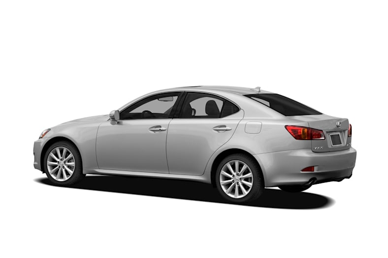 2009 Lexus IS 250 Exterior Photo