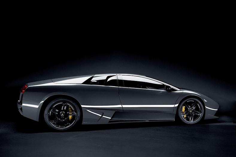 2009 Lamborghini Murcielago Exterior Photo