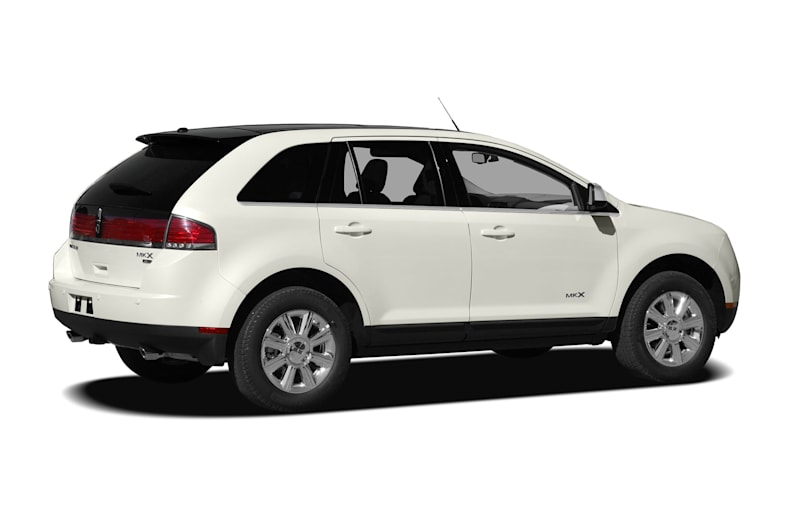2009 Lincoln MKX Exterior Photo