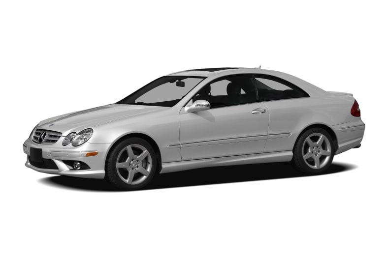2009 CLK-Class