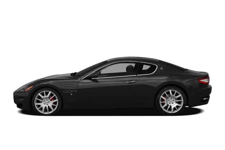 2009 Maserati GranTurismo Exterior Photo