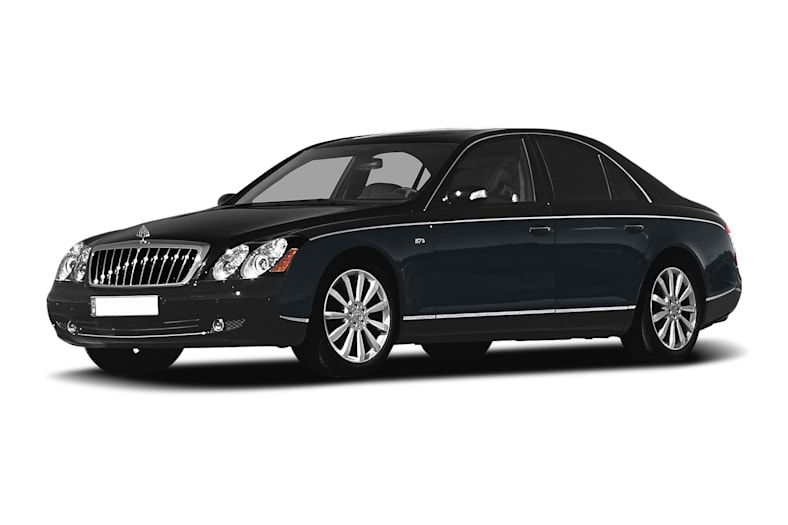 2009 Maybach 57 Exterior Photo