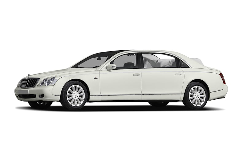 2009 Maybach Landaulet Exterior Photo